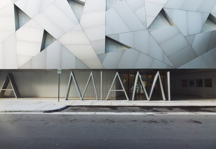Roaming Around Paint, Iron and Stone: 3 Museums in Miami