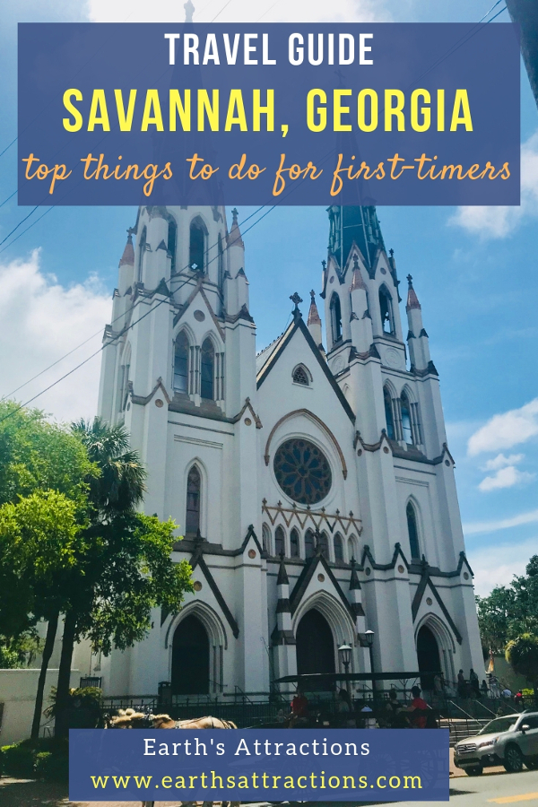 Savannah travel guide for first timers. Discover the best things to do in Savannah Georgia, Savannah hotels, Savannah restaurants, and tips for your Savannah trip. #savannah #georgia #usa #savannahguide