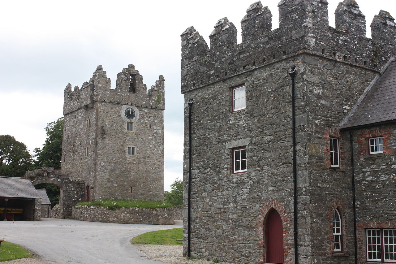 Old Castle Ward, Ireland - Visit Winterfell Castle & Demesne (Game of Thrones Visitor Attraction) on your Game of Thrones tour in Ireland. - photo via Wikipedia