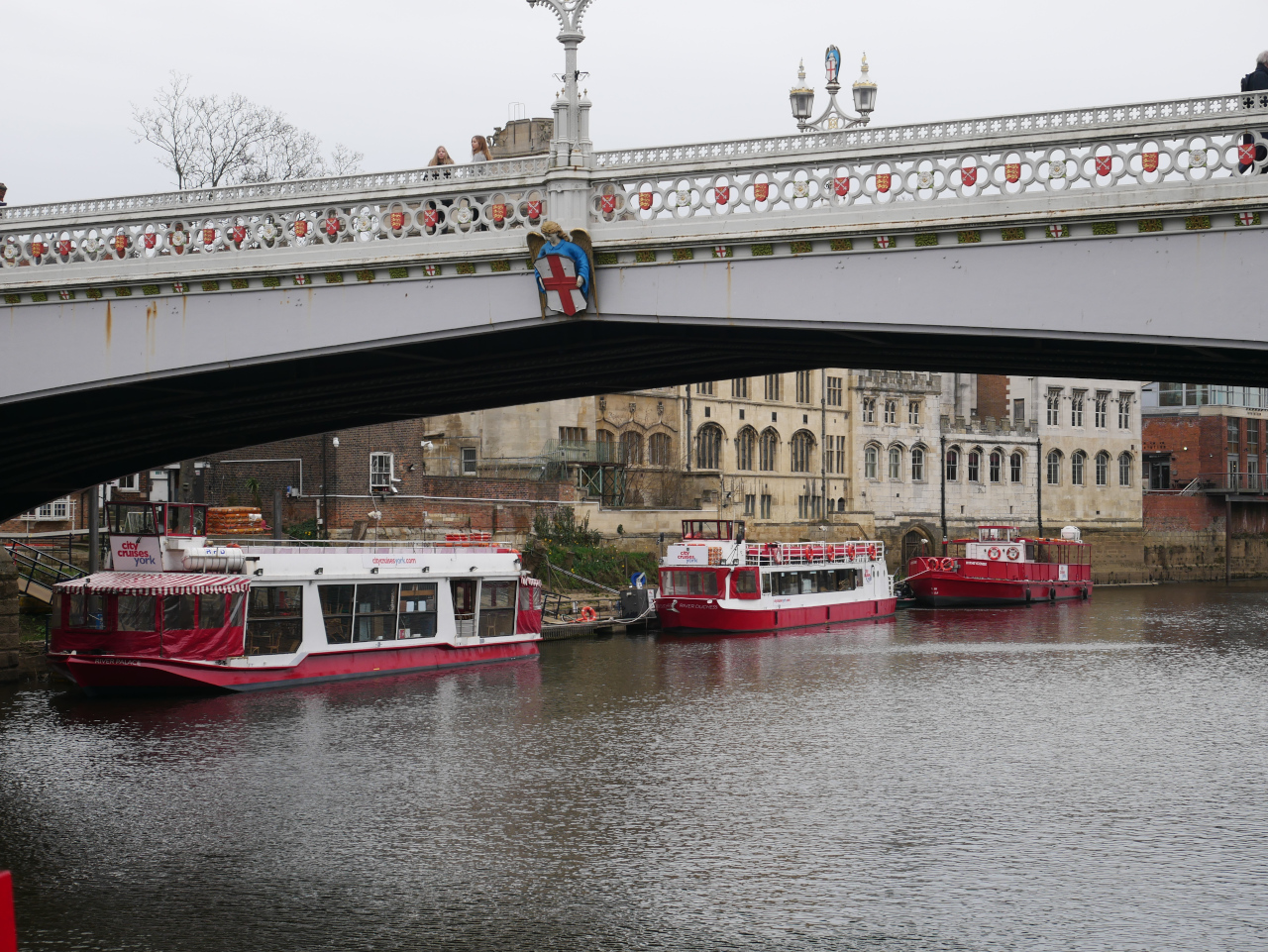 York - city cruise. Discover what to do in York UK from this insider's York city guide.