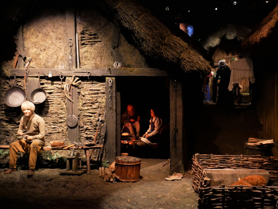 Jorvik Viking centre is one of York's points of interest. Make sure you include these York attractions on your itinerary if you like small town travel.
