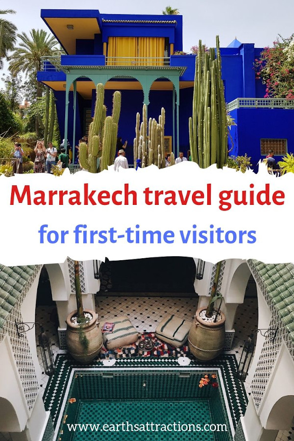 Marrakech travel guide for first-time visitors - all the things to do in Marrakech and top attractions to see in Marrakech. #marrakech #marrakesh #morocco