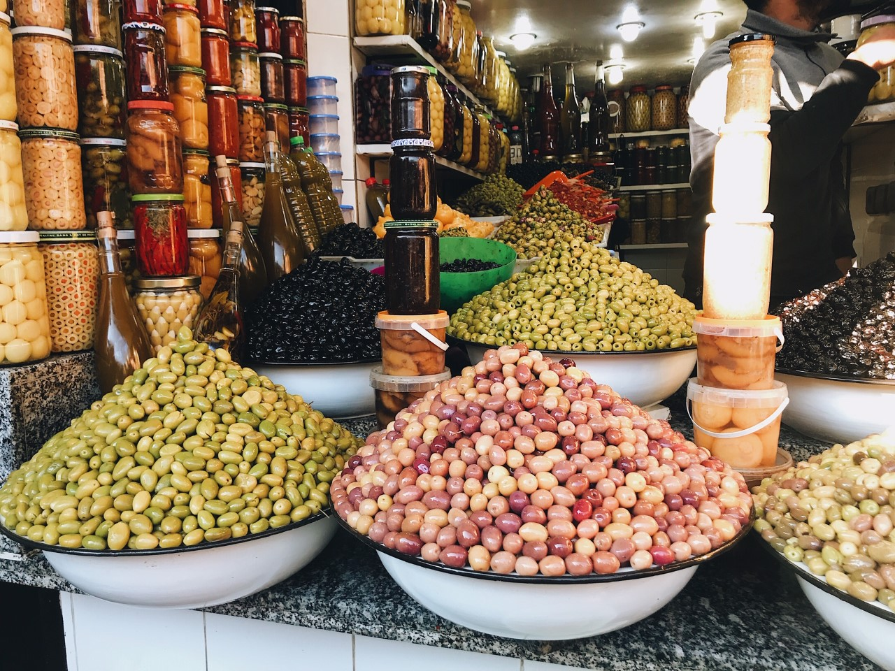 The Souks, Marrakech - discover the best places to see in Marrakesh from this article
