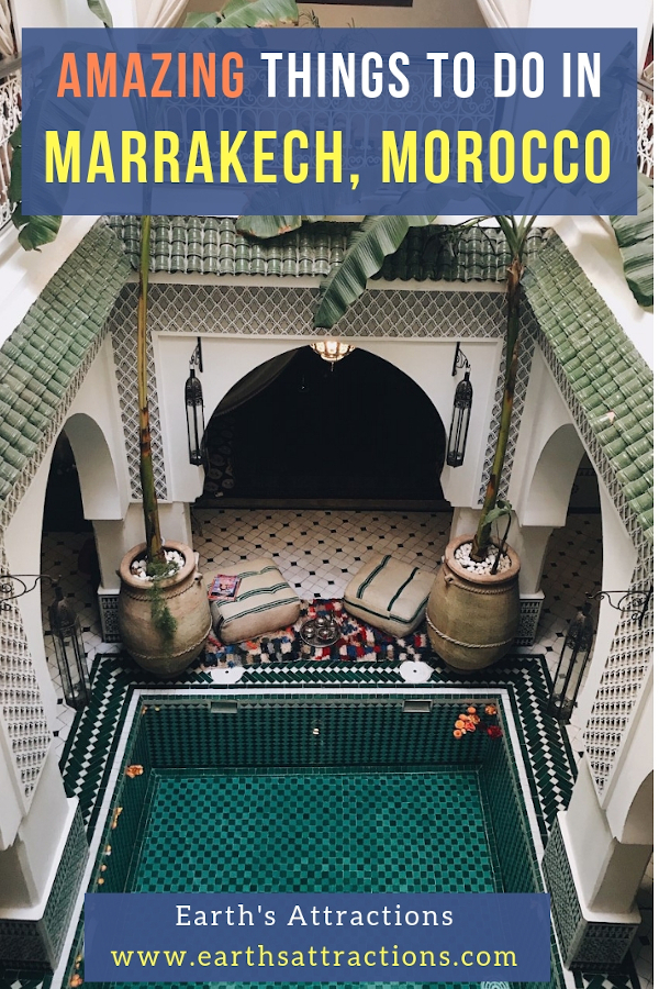 10+ Amazing things to do in Marrakech - from Medina Marrakech to day trips from Marrakech. #marrakech #marrakesh #morocco