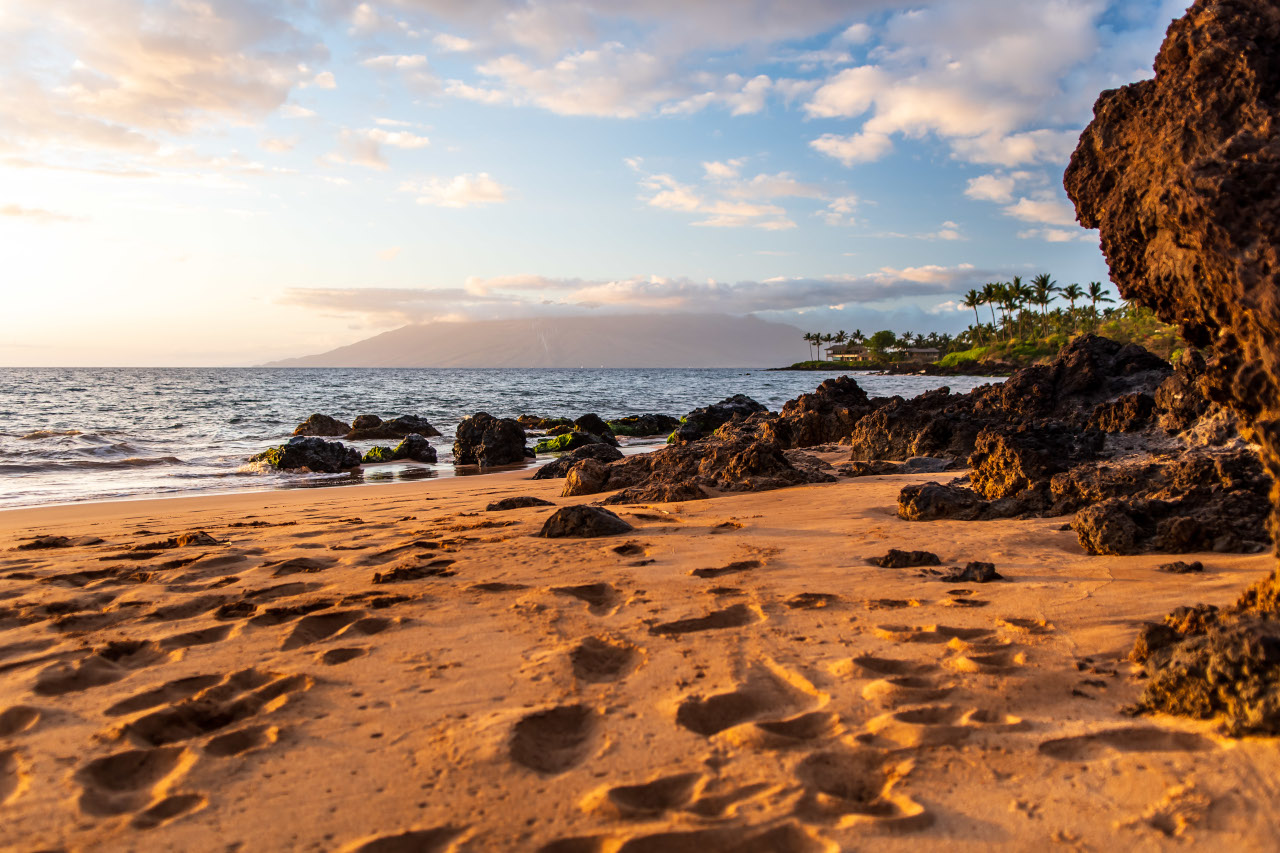 Maui Beach. Plan your Maui vacation wit these 15 things to do in Maui to add to your Maui bucket list #maui, #hawaii #usa #travel