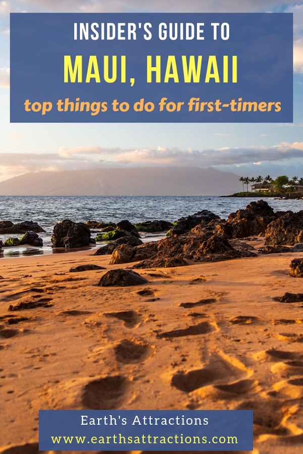 Planning a trip to Maui, Hawaii, USA? Then use this Maui travel guide to discover the best things to do in Maui, where to stay in Maui, great restaurants in Maui, and useful travel tips. #maui, #hawaii #usa #travel