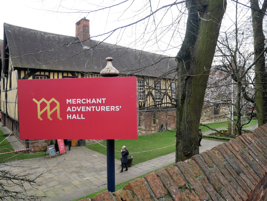 Merchant Adventurers Hall, York. These are the best York things to do.