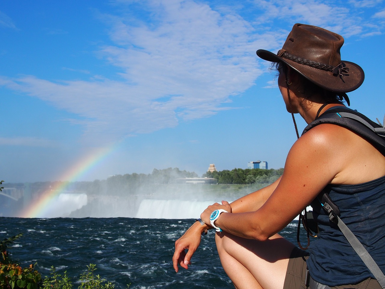 Summertime Outdoor Activities at Niagara Falls #niagara
