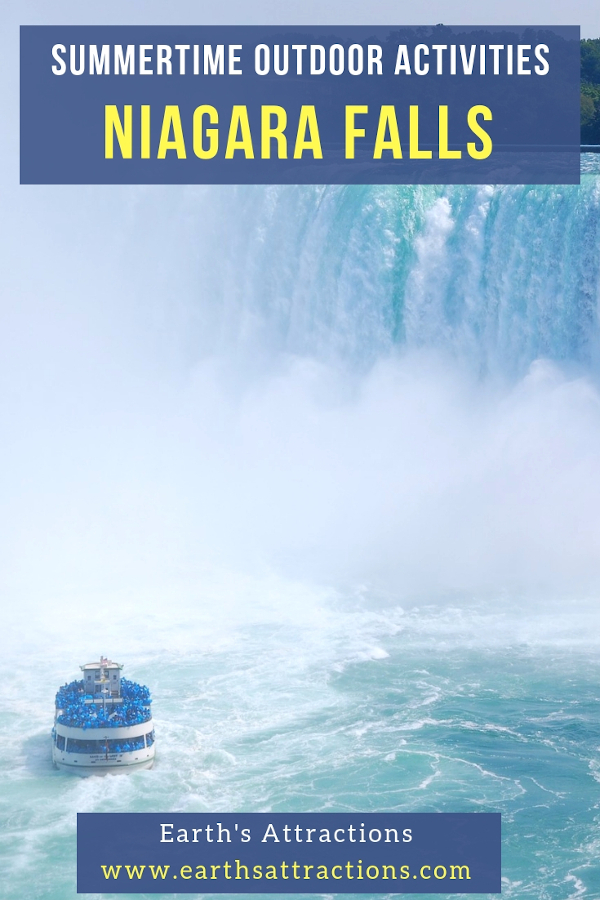Summer Outdoor Activities in Niagara Falls #niagara