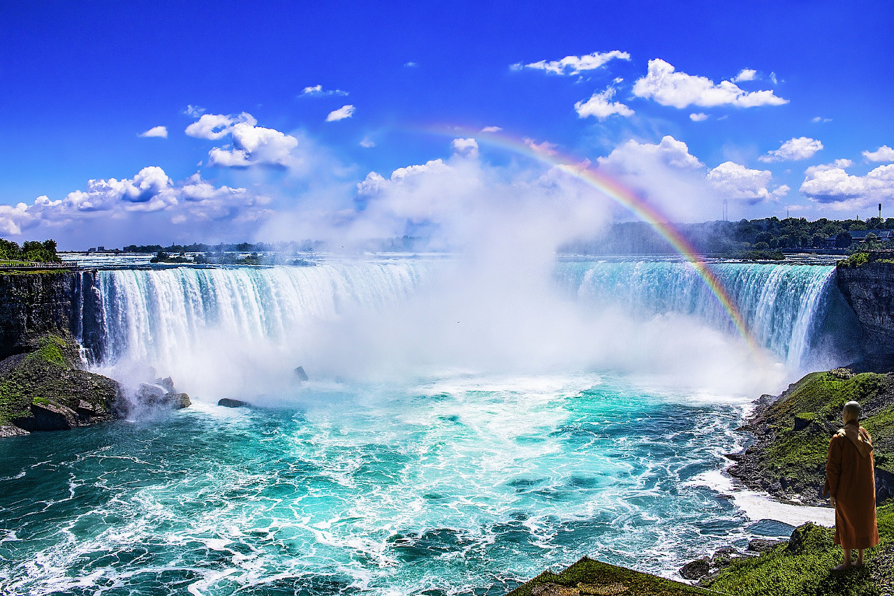 What to do in the Niagara Falls in the Summer #niagara #niagarasummer