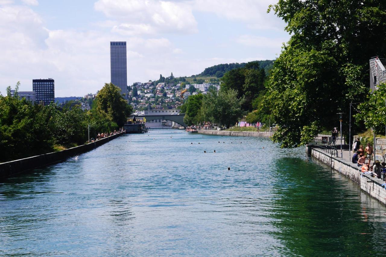 Обере Леттен является одним из 30 секретных мест в Цюрихе, рекомендованных местным жителем.
