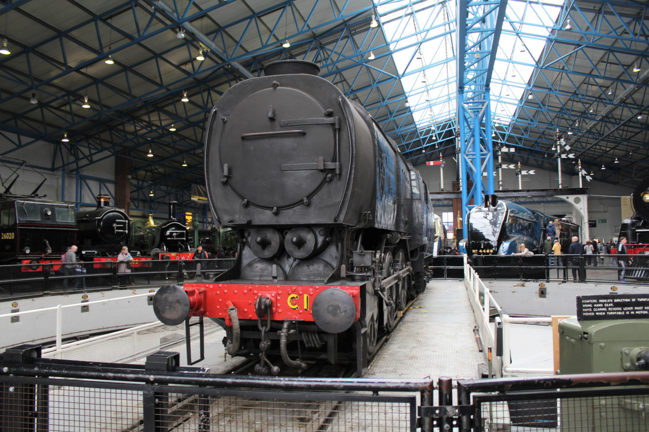 National Railway Museum, York. Here are the top York attractions you simply cannot miss on your visit!