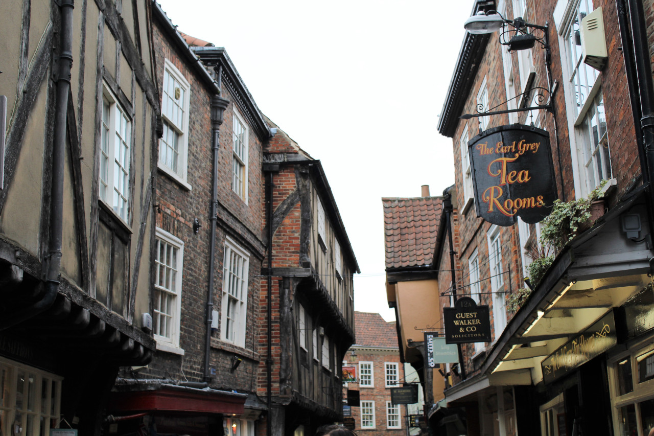The Shambles, York, UK. Discover the best things to do in York from this insider's guide to York.