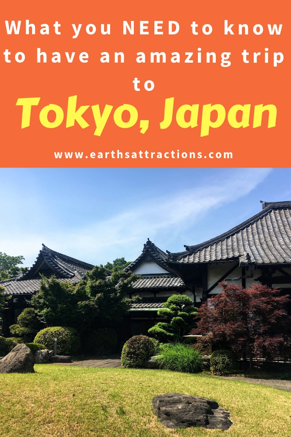 Visiting Japan: what you need to know to have an amazing trip to Tokyo #tokyo #japan #tokyofacts #asia
