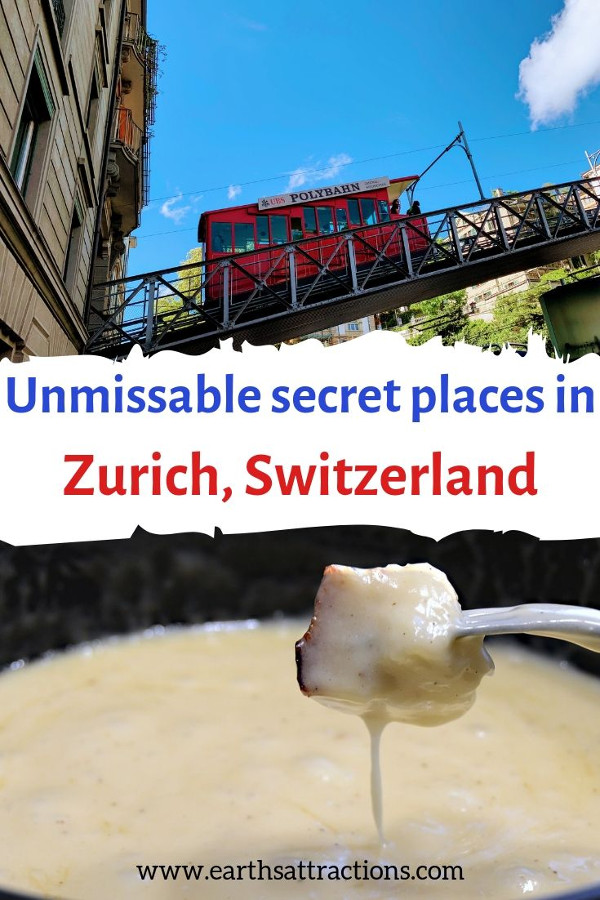 Zurich off the beaten path: 30 unusual things to do in Zurich and day trips from Zurich recommended by a local. #zurich #switzerland #europe #travel