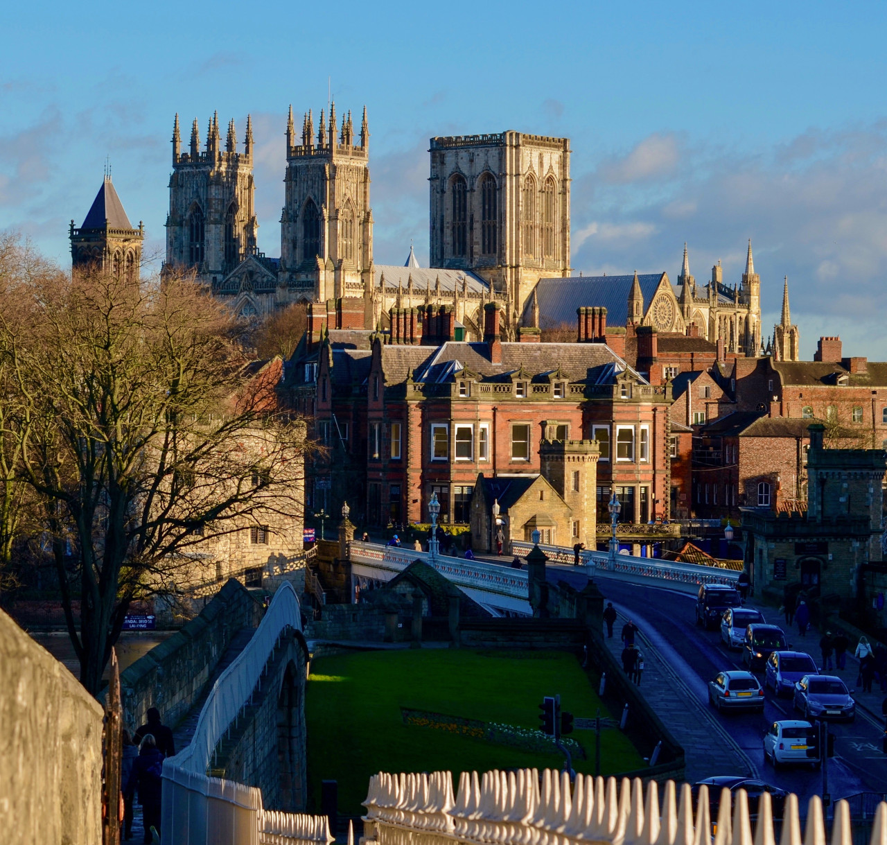 York Minster. Discover all the York points of interest from this article. #york #uk #europe #england, #travel