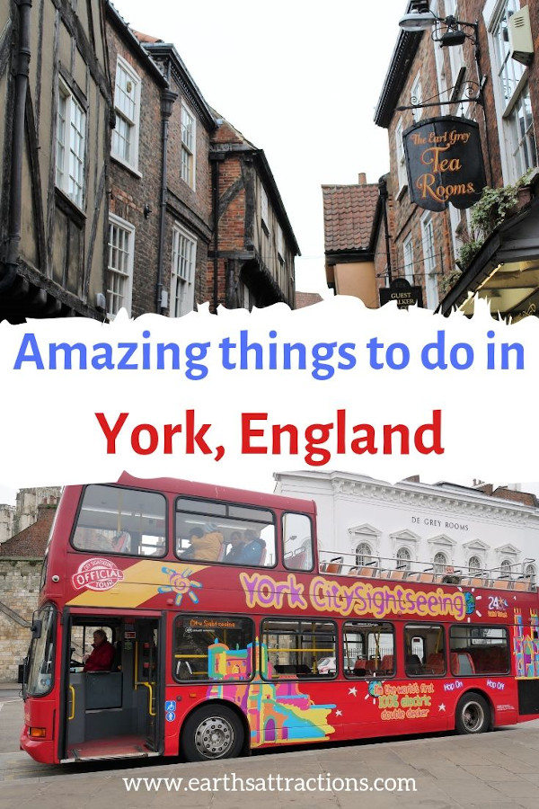 20 Amazing things to do in York, England! Use this York UK city guide when planning your UK trip! #york #yorkuk #england #travel #europe #yorkshire