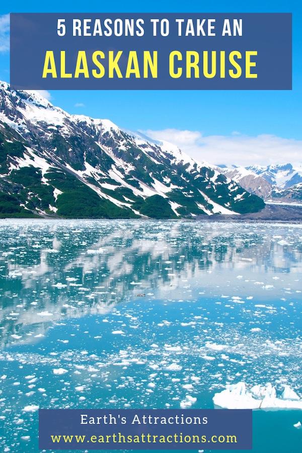 5 Reasons to Take an Alaskan Cruise #alaska #usa #cruise #travel