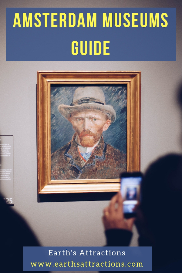 Amsterdam museum guide - discover the best museums in Amsterdam to include on your Amsterdam itinerary or your Amsterdam bucket list #amsterdam #netherlands #museum #art #travel #europe