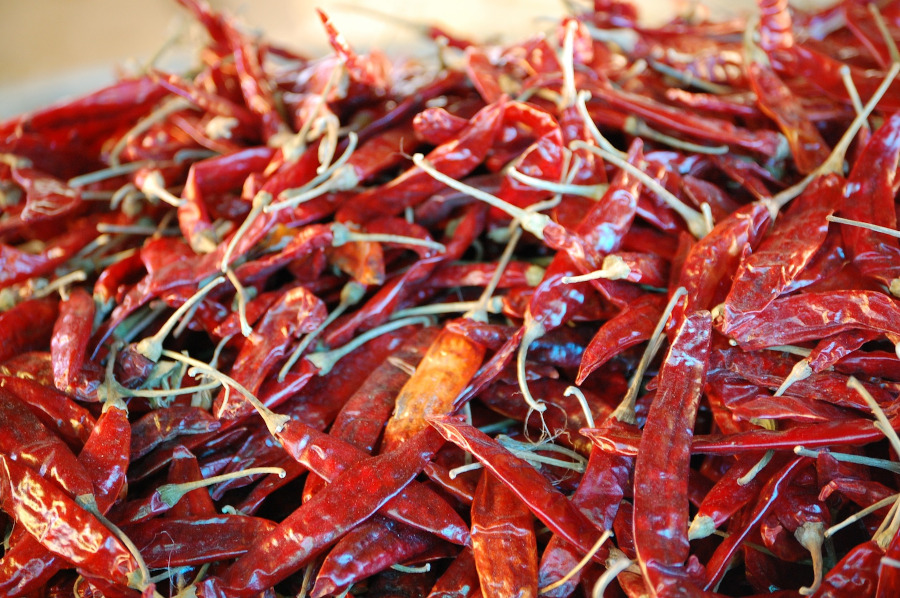 Bhutan red chili. All you need to know before your Bhutan trip #bhutan #asia #travel