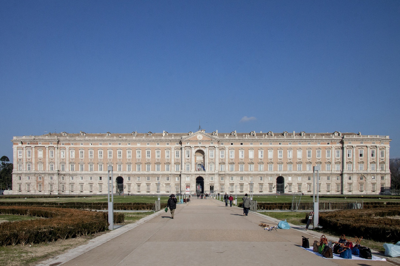 The Royal Palace of Caserta, Naples, Italy. Here's why you should visit Naples, Italy right now. #naples #italy #europe #travel