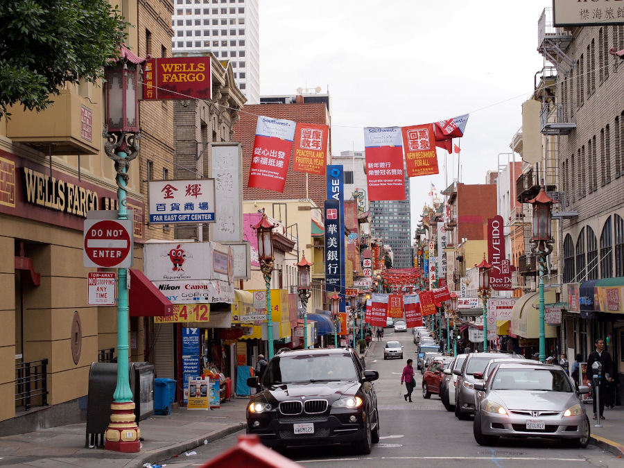 Chinatown, San Francisco. Discover the top attractions in San Francisco, USA #sanfrancisco #sf #usa #travel