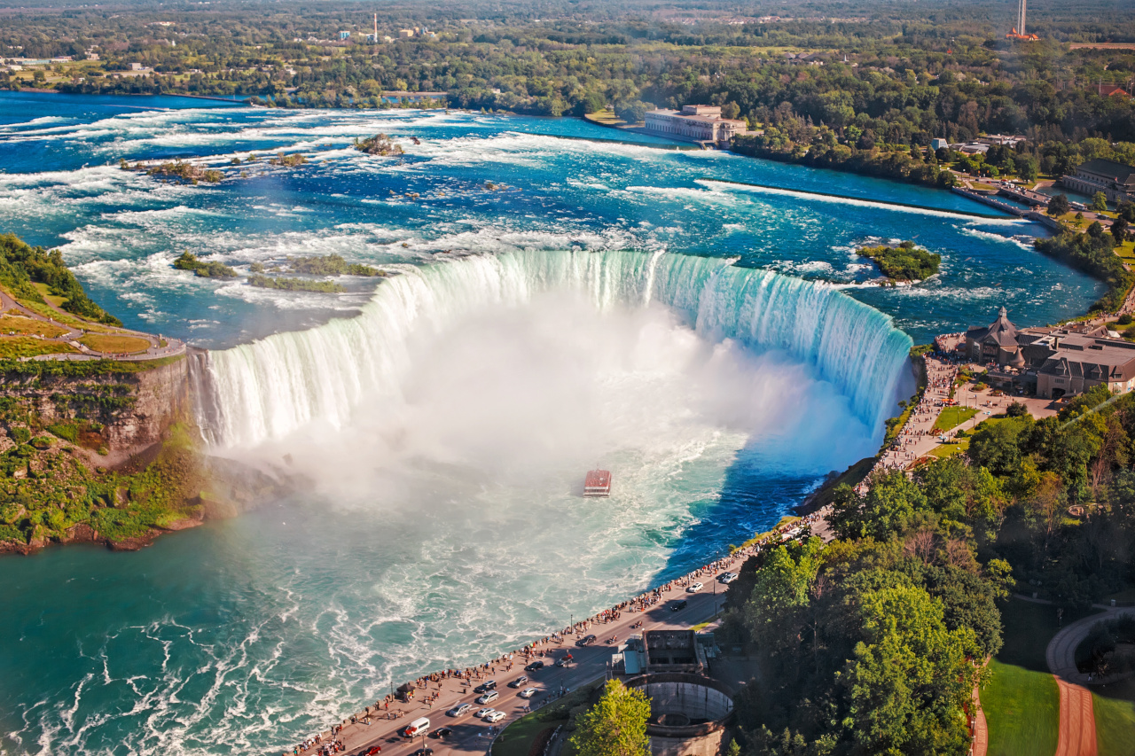 Niagara Falls - Cool day trips from New York City you should take #nyc #daytrip #usa #travel