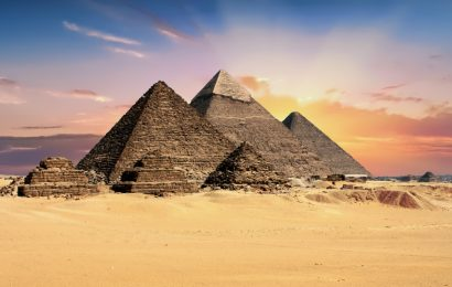 "Things You Must Know About Egypt: ""The Land of Pyramids"""