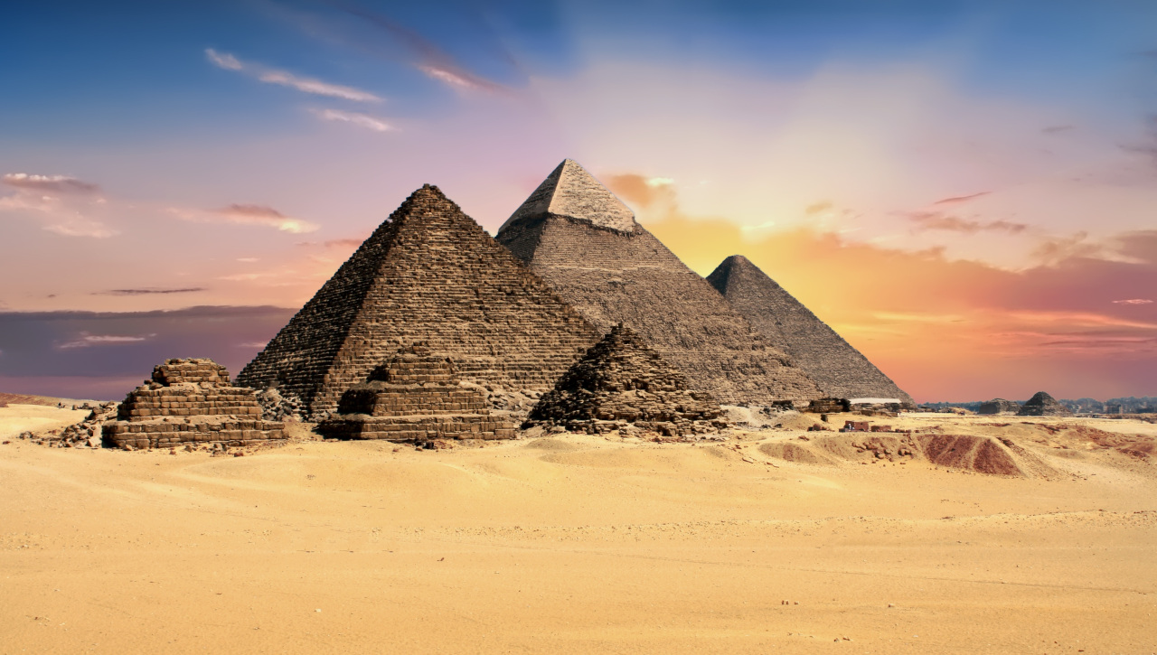 Egypt - Pyramids of Giza. Egypt travel: what you need to know before visiting Egypt #egypt #travel