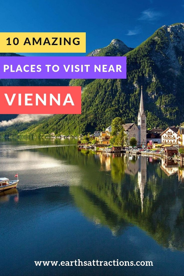 10 Amazing places to visit near Vienna, Austria. Discover the best Vienna day trips from this article. #vienna #austria #europe #daytrips