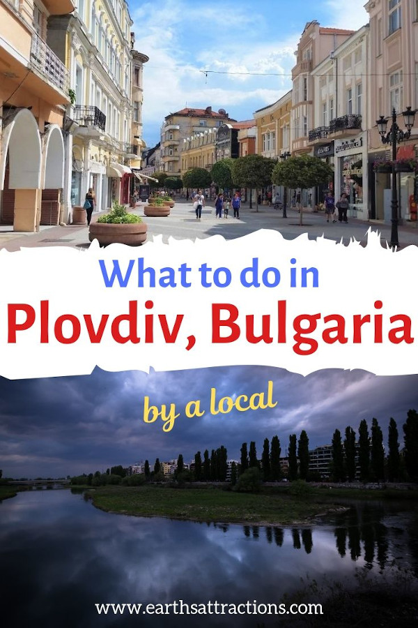 Discover what to do in Plovdiv, Bulgaria in 3 days from this local's 3-day Plovdiv itinerary with the best things to do in Plodiv, restaurants, and tips. #plovdiv #bulgaria #europe #travel