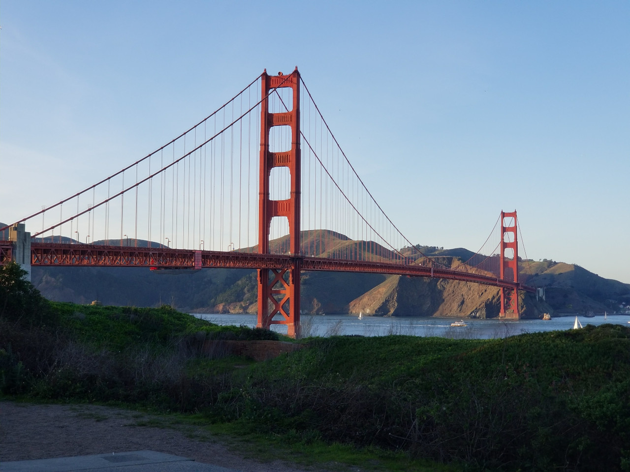 Local's guide to San Francisco with the best places to see in San Francisco, restaurants, hotels, and tips #sanfrancisco #sf #usa #travel