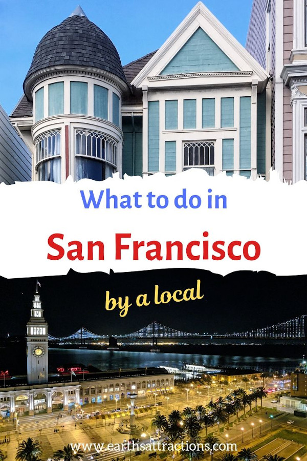 Wondering what to do in San Francisco, USA? Here's your San Francisco guide with the top places to visit in San Francisco, restaurants in San Francisco, hotels in San Francisco and travel tips. #sanfrancisco #sf #usa #travel