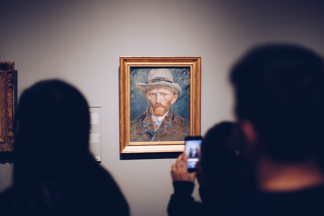 Van Gogh Museum Amsterdam. This is the ultimate guide to Amsterdam museums - grouped by category #amsterdam #netherlands #museum #art #travel #europe