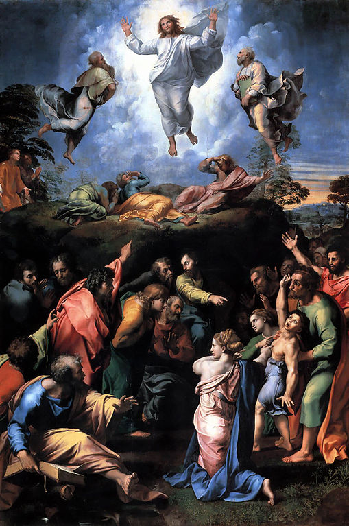 Transfiguration Raphael, Vatican Museums. The best museums to visit in Europe