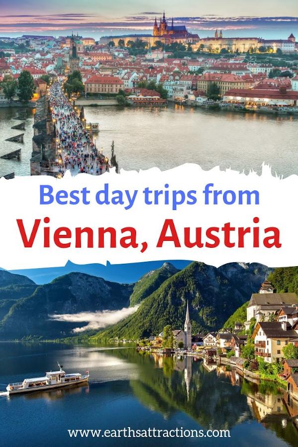10 Best day trips from Vienna, Austria. Discover what to do near Vienna. #vienna #austria #europe #daytrips