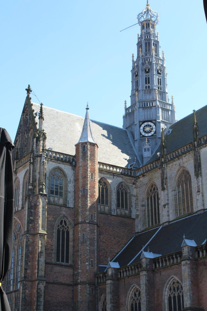 Haarlem's Cathedral. Discover the best things to do in Haarlem, near Amsterdam, The Netherlands