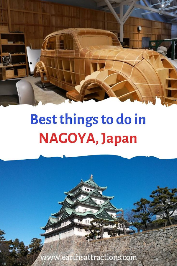 Best things to do in Nagoya, Japan and useful travel tips for Nagoya from a local. THe guide includes Nagoya food, Nagoya hotels, and the best time to visit Nagoya #nagoya #japan #travelguide #asia #travel