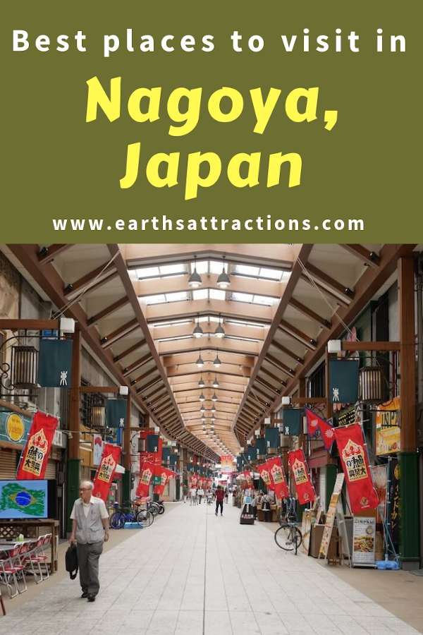 Best places to visit in Nagoya, Japan. Your complete list of things to do in Nagoya Japan. #nagoya #japan #travelguide #asia #travel