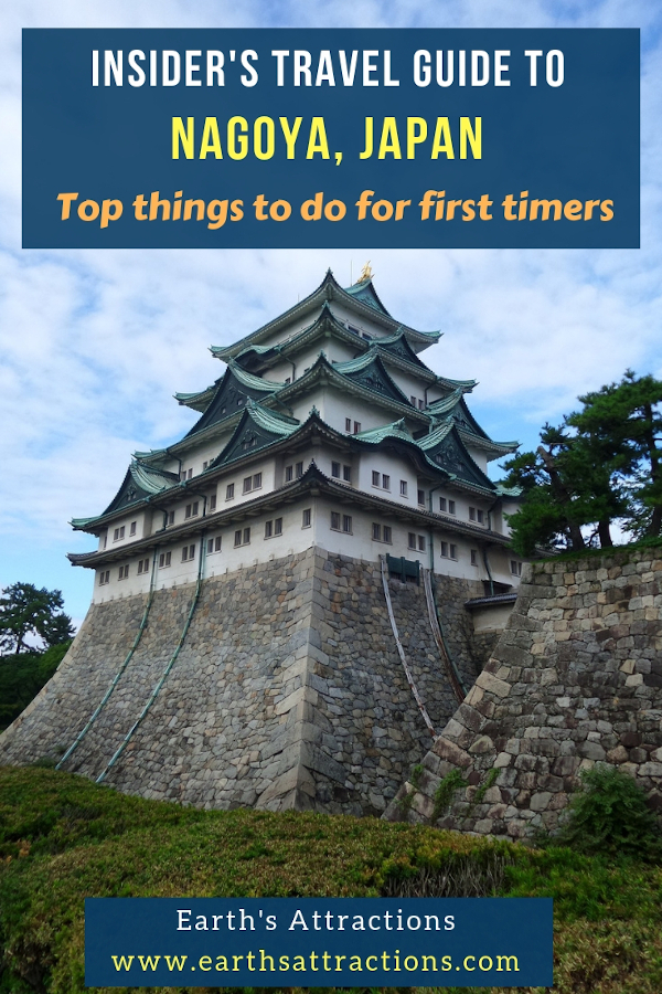 Insider's guide to Nagoya, Japan. Top things to do in Nagoya for first-timers. Your Nagoya bucket list. #nagoya #japan #travelguide #asia #travel