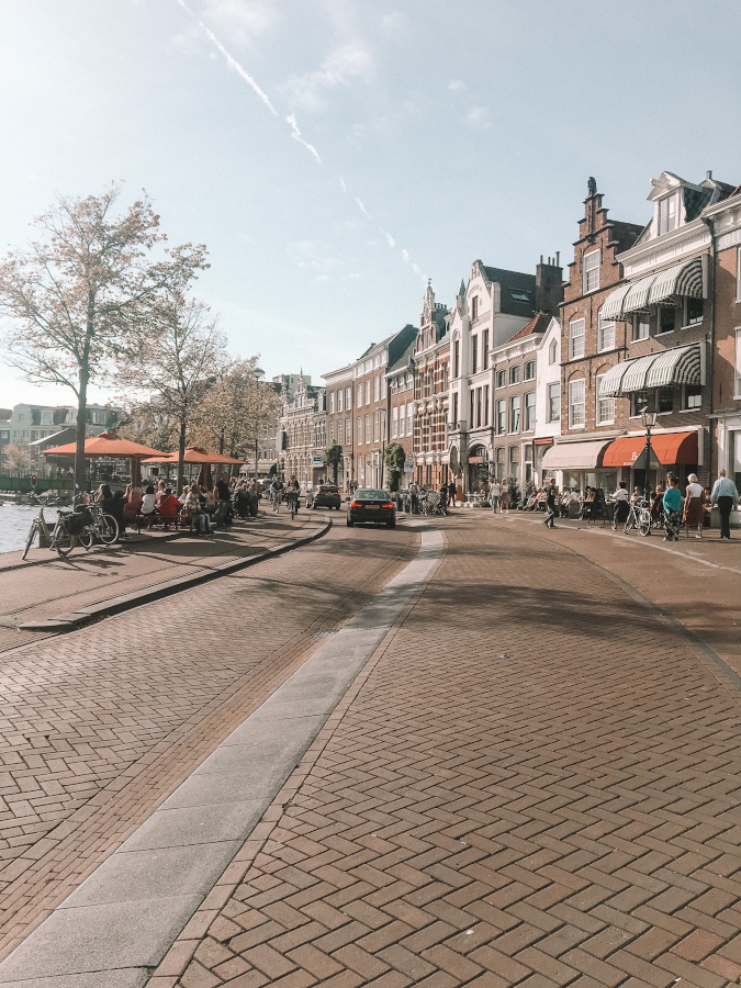 Spaarne River, Haarlem. Discover 15 things to do in Haarlem Netherlands you cannot miss.