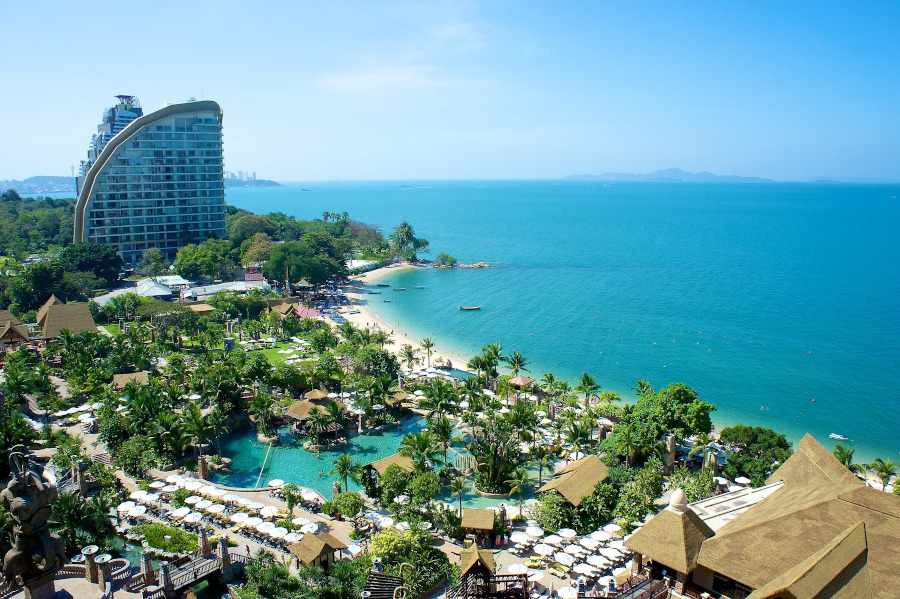 Pattaya, Thailand. Here are the best things to do in Thailand #thailand #asia #travel