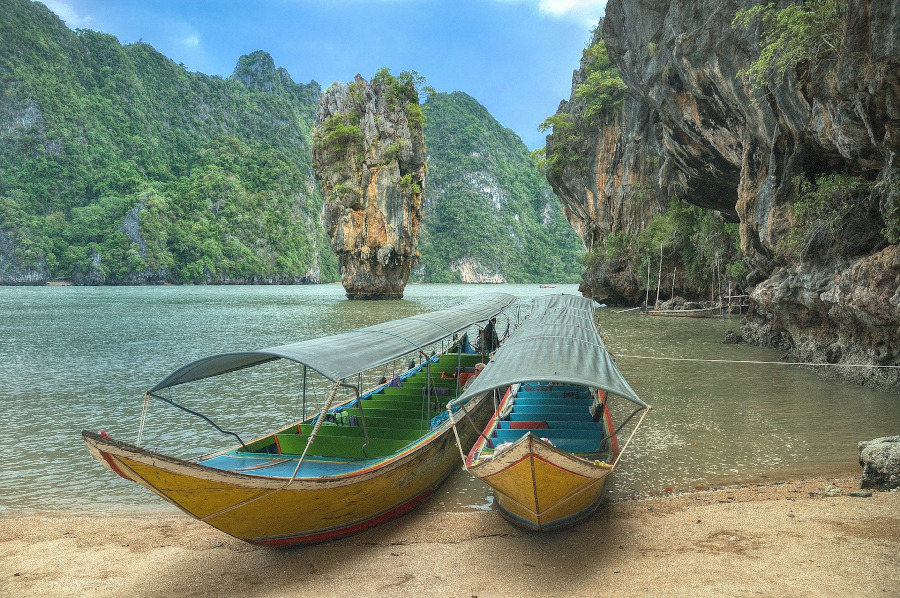 Phuket, Thailand. Discover the best places to visit in Thailand from this article. #thailand #asia