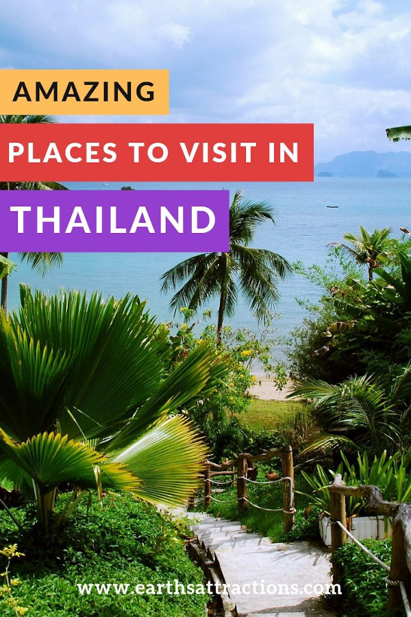 The best places to visit in Thailand and things to know before your Thailand trip. #thailand #asia #travel