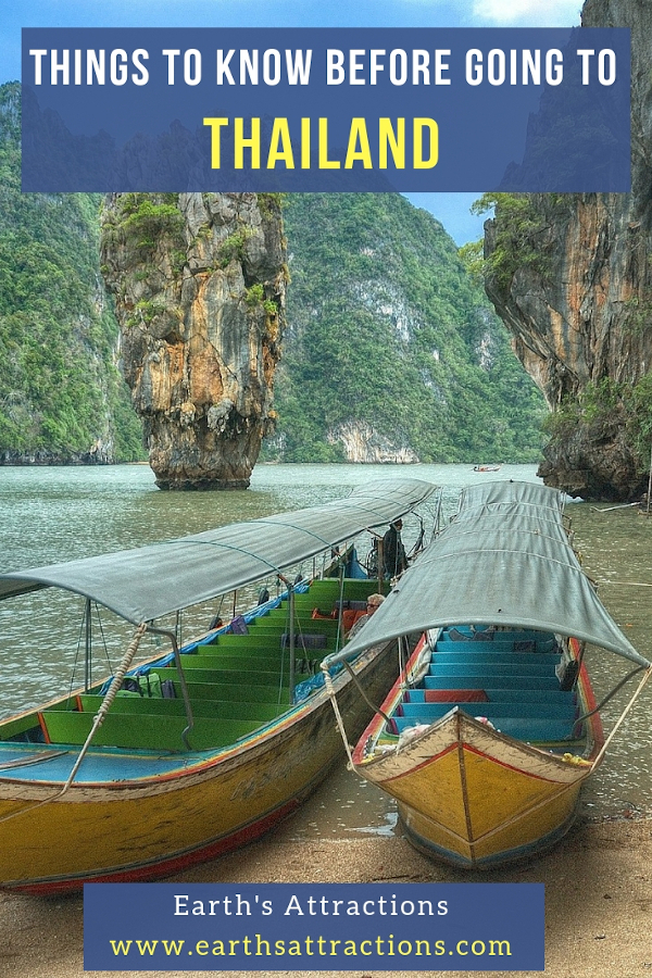 Things to know before traveling to Thailand and the best things to do in Thailand. #thailand #asia #travel