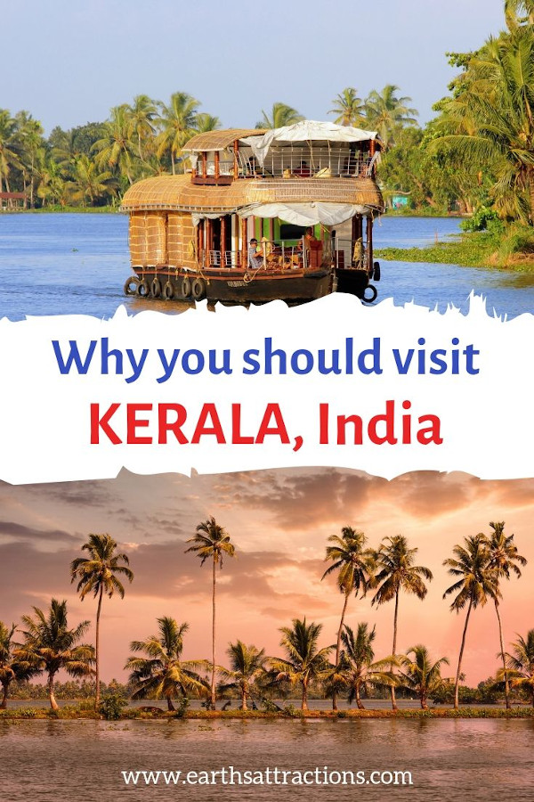 Discover why you should visit Kerala, India right now - powerful reasons to make Kerala your next travel destination, including the best Kerala activities #kerala #india #asia #travel #HumanByNature