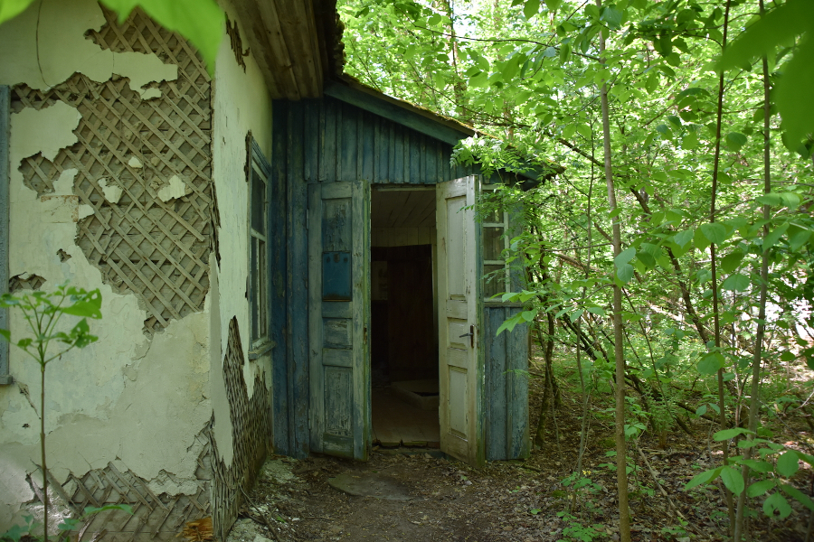 Abandoned village, Chernobyl, Ukraine. Chernobyl today: the ultimate travel guide to visiting Chernobyl, Ukraine
