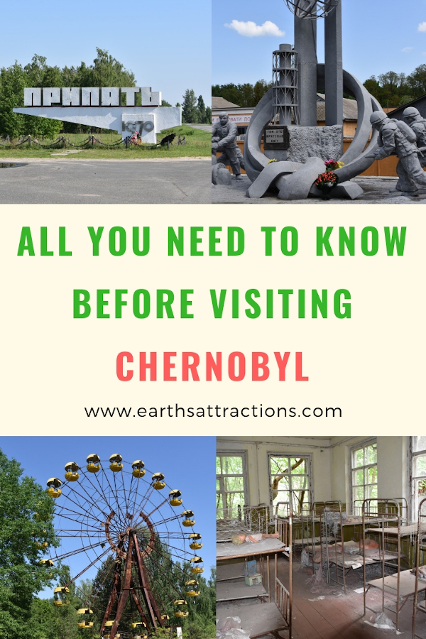 All you need to know before visiting Chernobyl today. Is Chernobyl safe? What to do in Chernobyl? The answer to these and more questions are in this Chernobyl guide #Chernobyl #Chernobyldisaster #ChernobylHBO #ukraine #travel