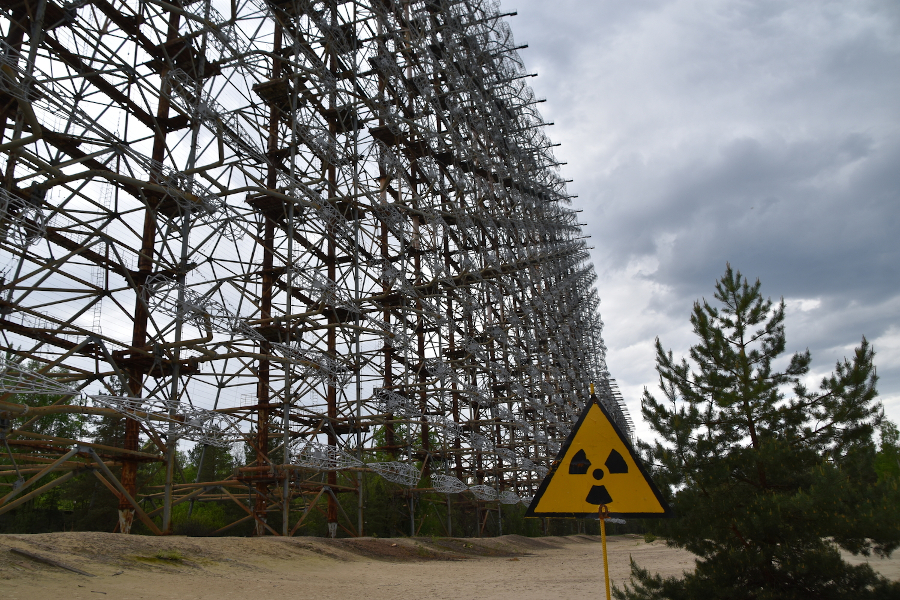 Duga Radar Station, Chernobyl. What to do in Chernobyl today