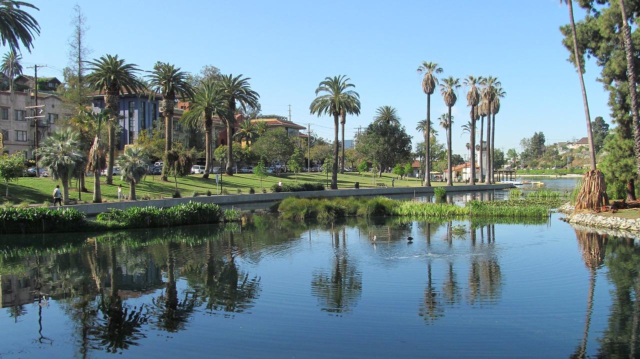 Echo Park. Where shoukld I go near Los Angeles, USA